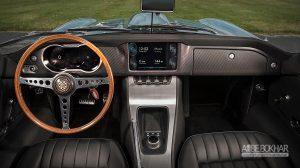 جگوار E-Type ،خودروی الکتریکی شاهزاده هری