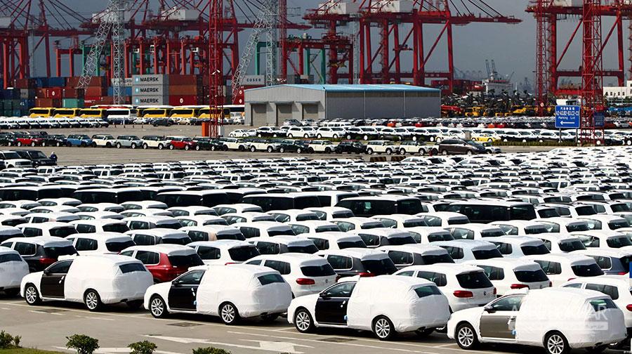 چین تعرفه خودروهای وارداتی را کاهش می دهد