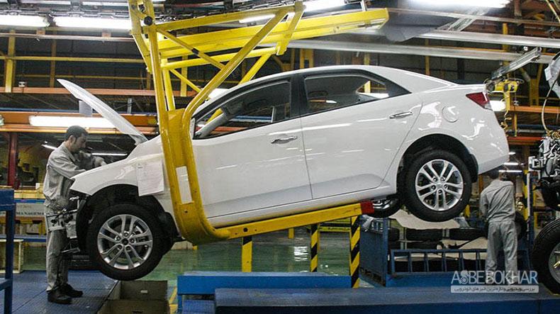 استانداردهای ۸۵گانه خودرو بدون وجود زیرساخت اثربخشی ندارد