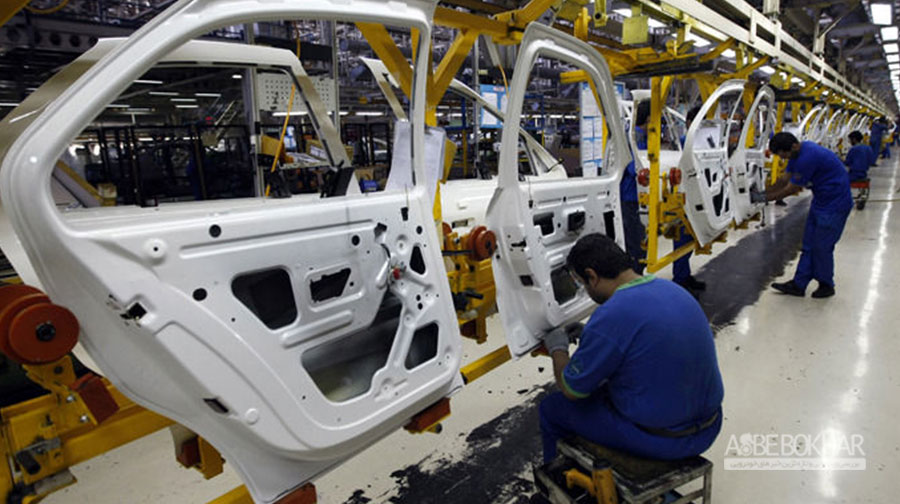 تحریمهای آمریکا بازیگران صنعت خودرو ایران را تغییر میدهد