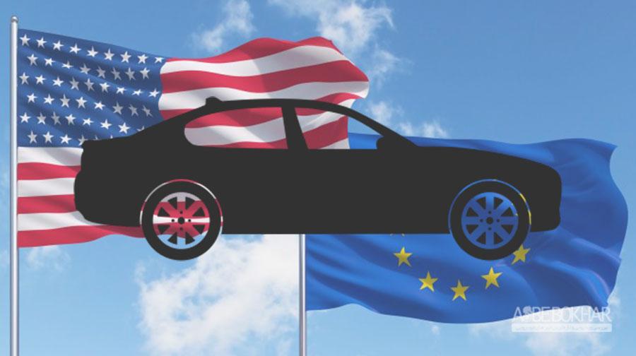 اروپایی ها خواهان لغو تحریم های خودرویی