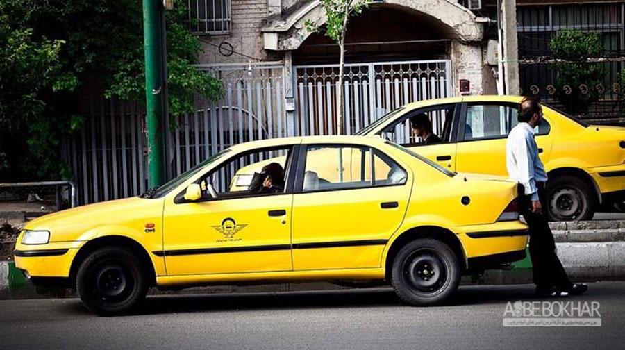 اجرای نرخ جدید کرایه تاکسیها از شنبه