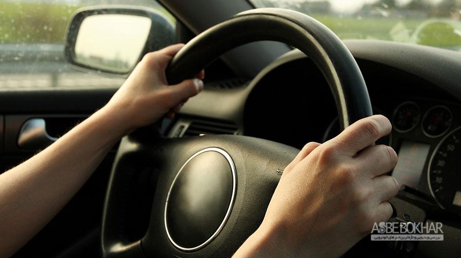 دلیل لرزش خودرو هنگام حرکت چیست؟