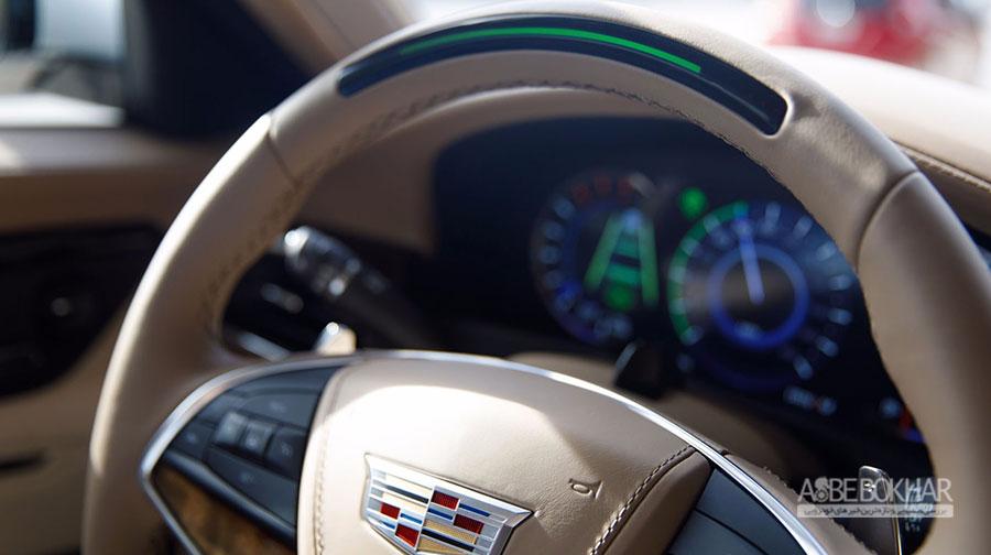 تمامی خودروهای کادیلاک، مجهز به سوپرکروز میشوند