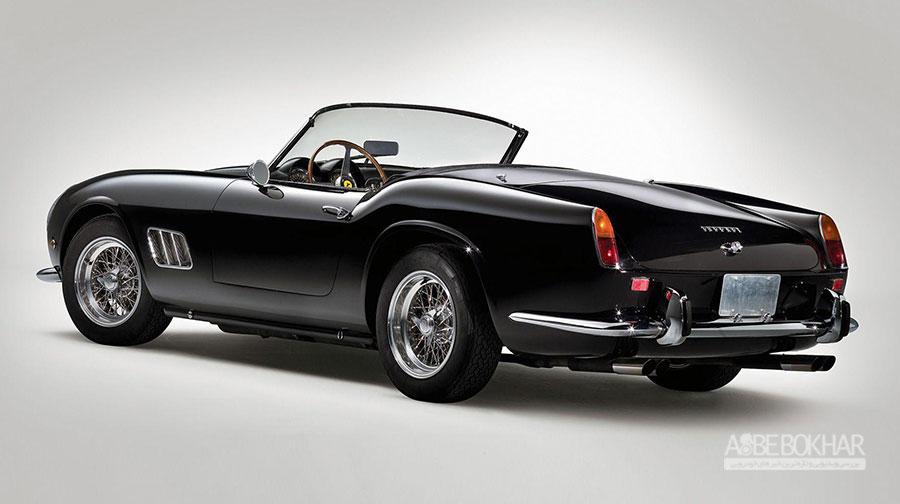 با گرانترین خودروهای تاریخ «فراری» آشنا شوید
