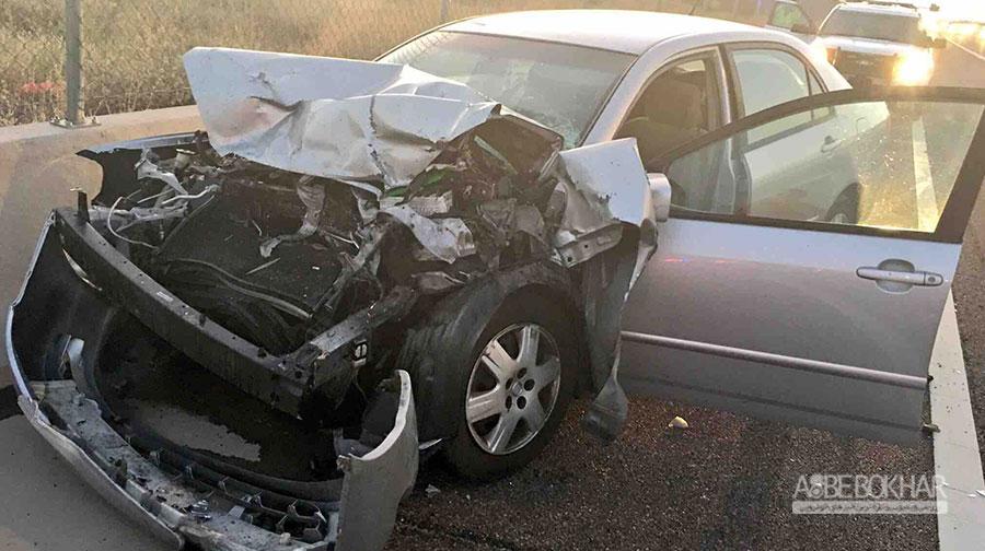دردسر تصادفات ساختگی برای کارشناسان بیمه