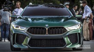 باشکوهترین همایش خودروهای کلاسیک و مفهومی برگزار شد