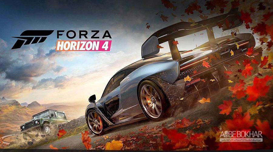 بازی Forza Horizon 4 معرفی شد