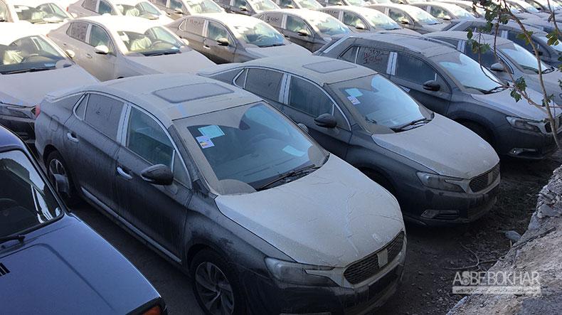 تاکید گمرک بر دریافت مالیات ارزشافزوده خودروهای وارداتی