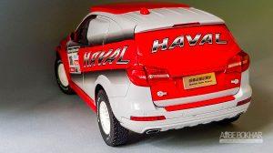 مینیاتور / هاوال H8 نسخه رالی داکار
