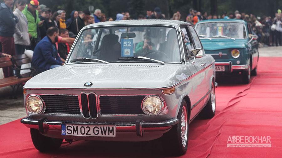 برگزاری فستیوال برترین خودروهای اسپرت تاریخ بی ام و در رومانی