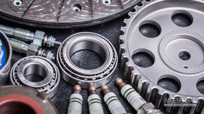 واردات ۷۸۰میلیون دلار قطعات خودرو در سه ماه نخست سال