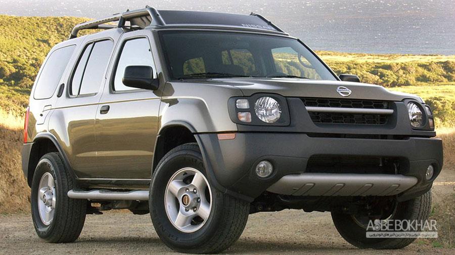 ۱۰ خودروی شاسی بلند با قیمتی کم تر از ۵۰۰۰ دلار