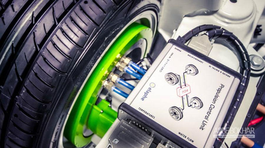 فناوری موتور برقی داخل چرخ؛ انقلاب تازه در خودروهای الکتریکی