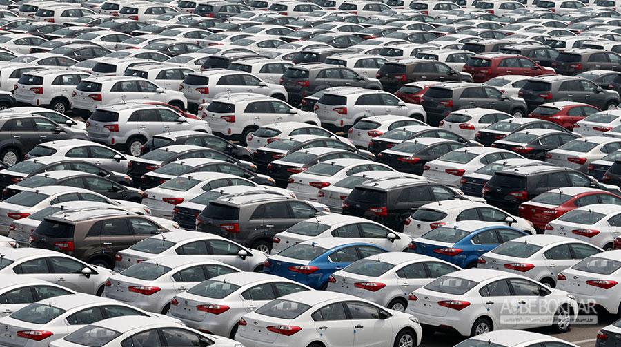 بازار خودروی ایران در ژرفای ناآرامی