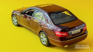 مینیاتور / مرسدس بنز E350 مدل 2012