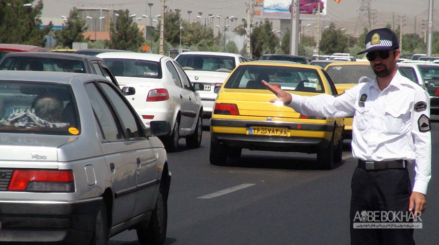 امکان اعتراض به جرایم ثبت شده با دوربین؛ خبر نوید بخش پلیس راهنمایی رانندگی
