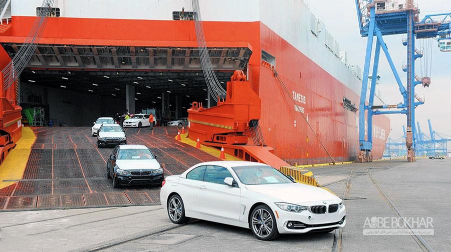 واردات خودروهای بالای ۲۵۰۰