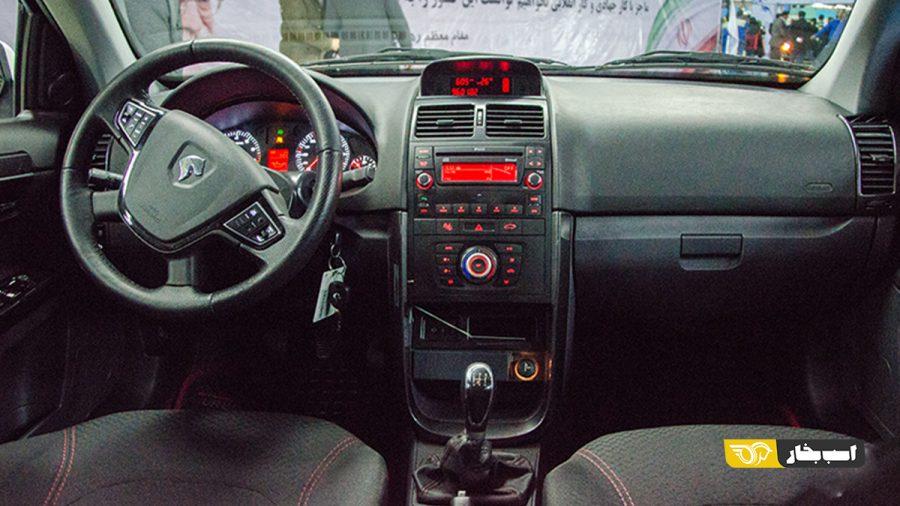ایران خودرو سورن پلاس