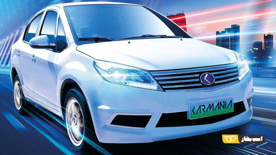 خودروهای برقی چینی در راه ایران