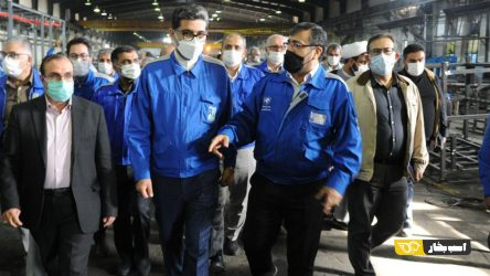 نگاه ایران خودرو همواره توسعه و ارتقای محصولات است